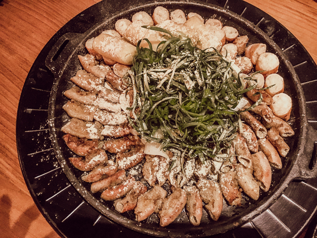 gopchang story bbq acupofowl
